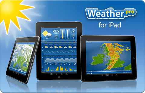 Weather Pro iPad