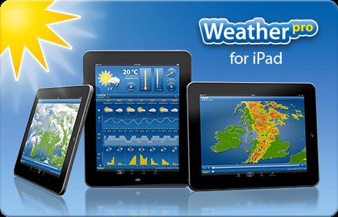 Weather Pro iPad